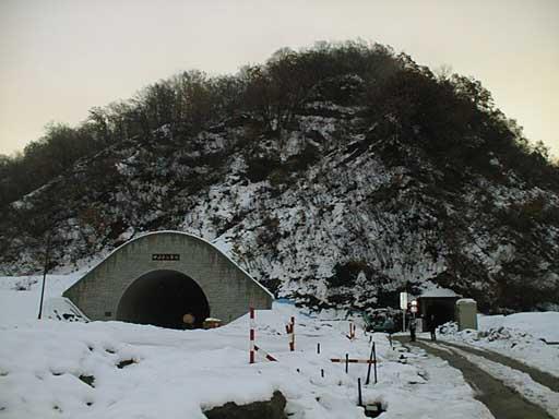 写真:中山隧道山古志側入口2
