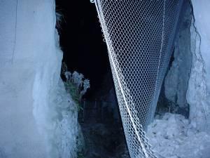 写真:トンネル内部4