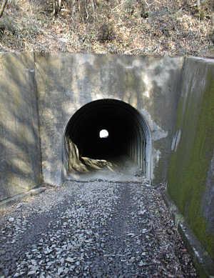 写真:トンネル南側入口2