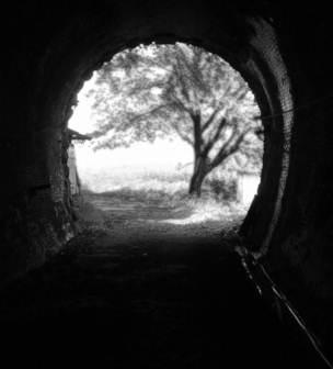 滋賀県・旧逢坂山トンネル